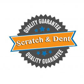 Scratch & Dent Chillers ~ 10% OFF